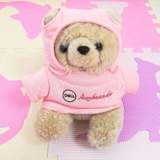 Dell Teddy bear/ テディベアー/ めいぐるみ
