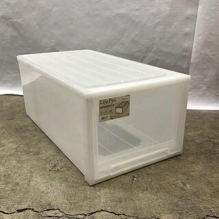 収納ケース プラスチックケース 押入れケース 幅39×奥行…