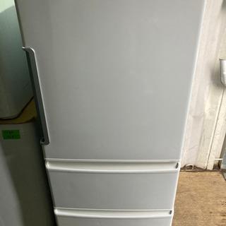 【重】1225-11 272L AQUA 3ドア冷蔵庫 2017...