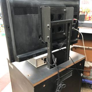 シャープ 40インチテレビ 壁寄せ台付き 値下げ