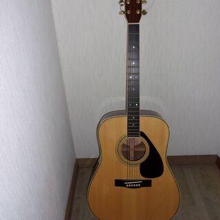 ヤマハ アコースティックギター ケース付