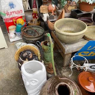 壺  植木鉢 陶器