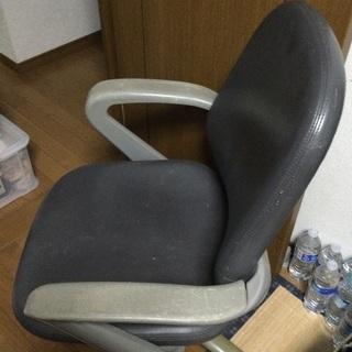 デスク用チェア 椅子 レザーオフィス用チェア