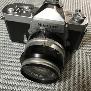 フィルムカメラ譲ります