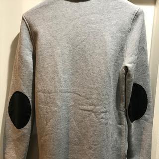 H&Mグレージャケット