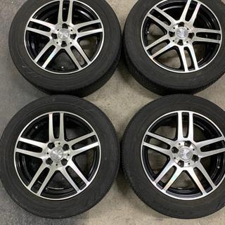 タイヤ&ホイールセット 175/65R15 ZOLF(ENNKEI製)