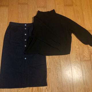 (お取引き中)4点セット ニット、タイトスカート  - 服/ファッション