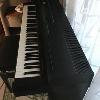 電子ピアノ ヤマハ グラビノーヴァ椅子付きCLP-100 引き取...