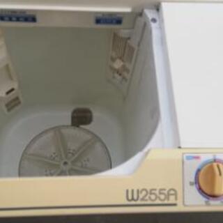 無料  松下電器  二槽式洗濯機  作業着洗い他