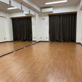 池袋徒歩7分ダンスのできるレンタルスタジオ!