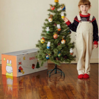 美品 クリスマスツリー ミッフィコラボ スタディオクリップ