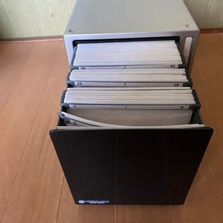 Sanwa supply CD,DVDケース