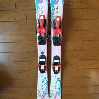 スキー板 女の子 ジュニア K2の画像