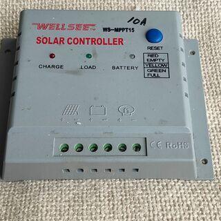 家庭用太陽光関係⑨ 中古 チャージコントローラー