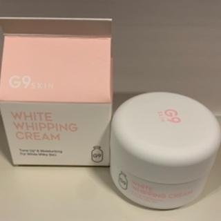 G9 WHITE WHIPPING CREAM(ウユクリーム)