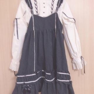 ゴスロリ メイド服