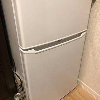 85L冷蔵庫(冷凍庫付き) 一人暮らしには充分♪ 7000円!