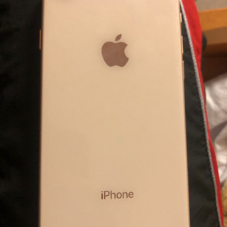 iPhone8 箱付きの画像