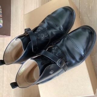 子供用革靴 23.5cm
