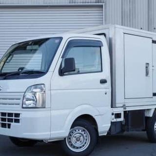 ✨【冷凍車入庫!】キャリイトラック 冷蔵冷凍車✨