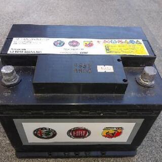【ネット決済】EXIED L2 60A バッテリー 中古 フィア...