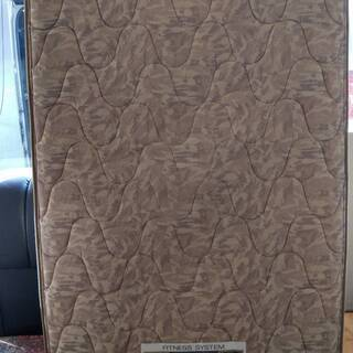 ドリームベッドのポケットコイルマットF1-N セミダブルサ…