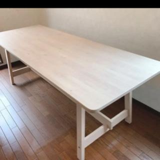 IKEA  ダイニングテーブル 天板レス