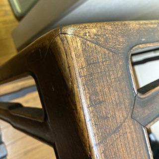 【ネット決済】引き取りに来れる方限定!  木製ローテーブル