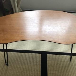 折り畳み 机 テーブルの画像