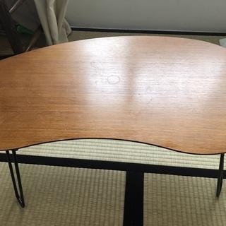 折り畳み 机 テーブル - 京都市