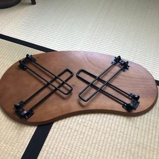 折り畳み 机 テーブル - 家具