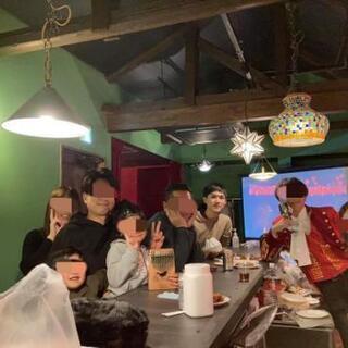 【小倉駅周辺お食事会】年齢問わず、談笑しましょう(^^)