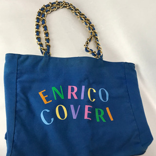 ENRICO COVERI  トートバッグ