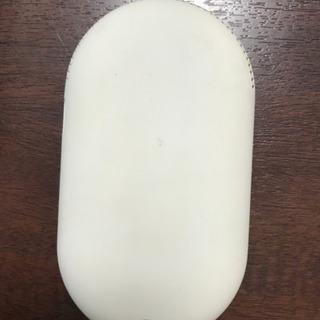 【ポケトーク(POCKETALK)W 用ケース】 ホワイト
