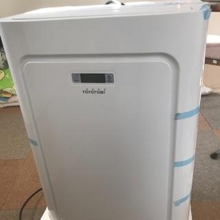 トヨトミ 冷房・暖房 窓エアコン