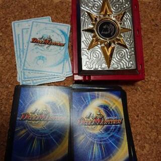 デュエルマスターズ のカード&ケース