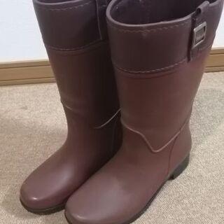 【ネット決済】長靴21.5cm