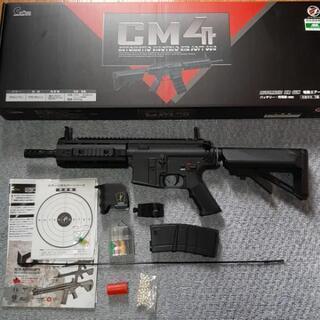 ヤフオク完売美品M4HK416電動ガンCM4エアガンの画像