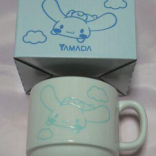 値下げ・ヤマダ電機オリジナル・シナモンロール マグカップ