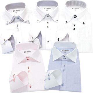 BS-shirt(ビジネスマンサポートシャツ) 長袖ワイシャツ5...