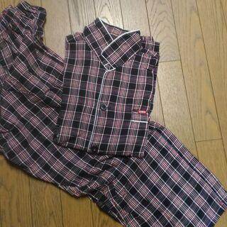 【お引渡し調整中】パジャマ メンズ L 4着セット 差し上げます。
