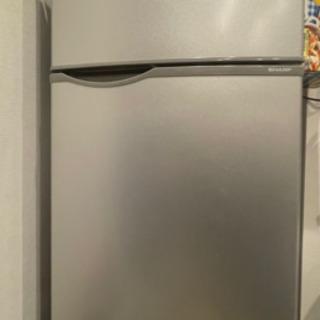 募集中 SHARP シャープ 冷蔵庫 一人暮らし用