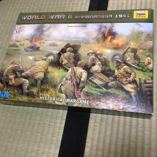 WORLD WAR Ⅱ BARBAROSSA 1941