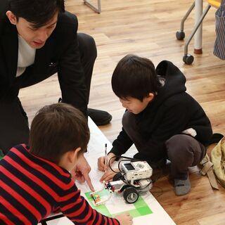 2/11(祝)AM11:00~/年長~小学2年生ロボットプログラ...