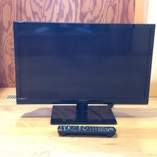 再度値下げしました!Panasonicカラーテレビ24型 パナソニック