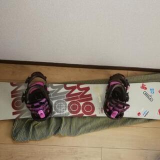 スノーボードセット 152cm メンズ