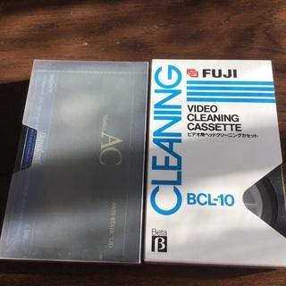Beta ビデオテープ
