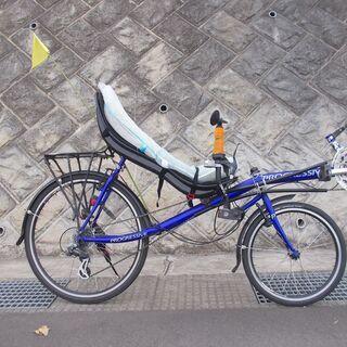 【値下げしました】リカンベント自転車, Progressive ...