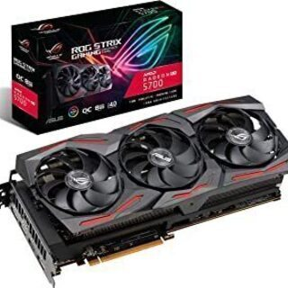 ASUS AMD Radeon RX 5700 XT 搭載 トリ...