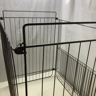 ストーブ用安全ガード 折り畳み式